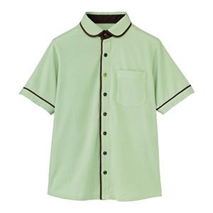 男女共用 半袖ニットシャツ HM−2659 4 野原 (SS〜3L)