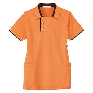 男女共用 半袖ロングポロシャツ HM−2829 14 陽だまり SS〜3L