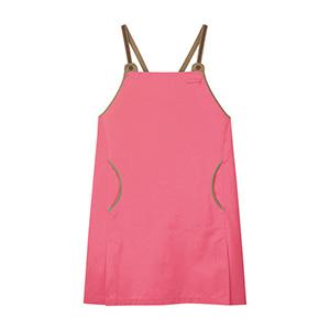 男女共用 エプロン CAE−058 9 ピンク