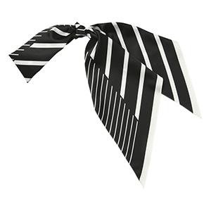 ロングスカーフ EAZ−600 10 ブラック