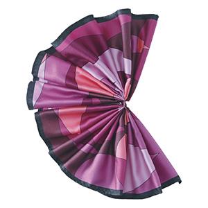 ミニスカーフ EAZ−562 9 ピンク