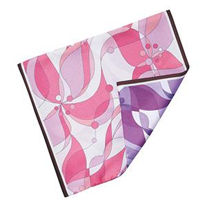 ENJOY ROUGE(R) ミニスカーフ EAZ−696 9 ピンク
