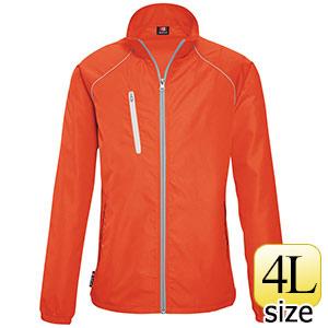 ブルゾン 3150−084 オレンジ (4L)