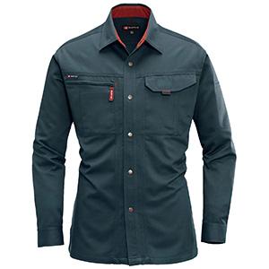 長袖シャツ 8015−13 デューク (S〜3L)