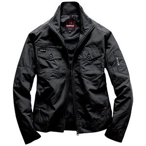 レイザージャケット 5250−035 ブラック (SS〜3L)