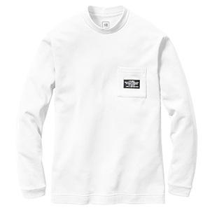 ロングTシャツ 4060−29 ホワイト (S〜XXL)