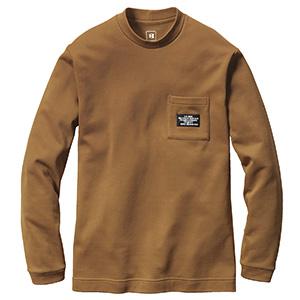 ロングTシャツ 4060−62 アーバンブラウン (S〜XXL)