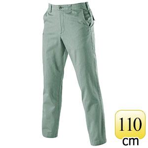パンツ 8033−1 アースグリーン (110cm)