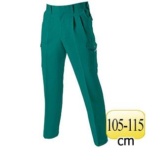 ツータックカーゴパンツ 9002−10 グリーン (105〜115)