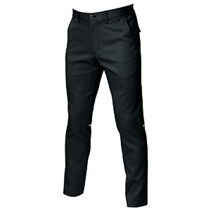 ユニセックスパンツ 9073R−35 ブラック (SS〜3L)