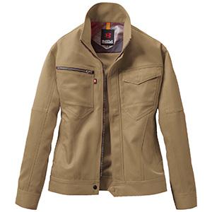 レディースジャケット 7088−24 キャメル