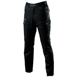 レディースカーゴパンツ 9079−35 ブラック