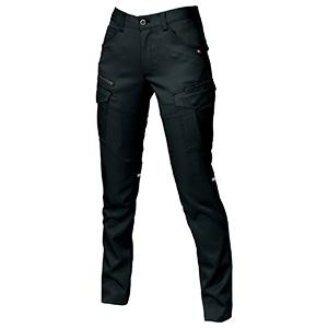 レディースカーゴパンツ 9079R−35 ブラック (S〜LL)