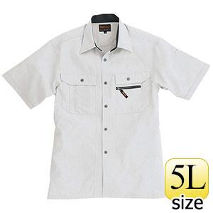 半袖シャツ 7035−2 シェル (5L)