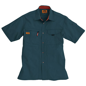 半袖シャツ 8025−13 デューク (S〜3L)
