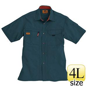 半袖シャツ 8025−13 デューク (4L)