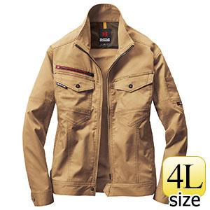 ジャケット ユニセックス 7041−23 カーキ (4L)