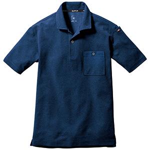 半袖ポロシャツ 667−092 シールズ(杢) (SS〜3L)