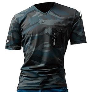VネックTシャツ 4057−89 コンバット (M〜XXL)