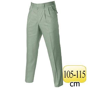 ツータックパンツ 630−1 アースグリーン (105〜115)