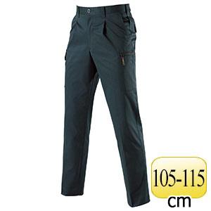 ワンタックカーゴパンツ 6036−37 チャコールブラック (105〜115)