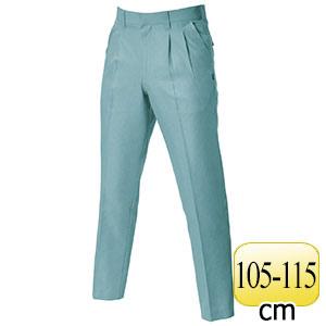 ツータックパンツ 7037−1 アースグリーン (105〜115)
