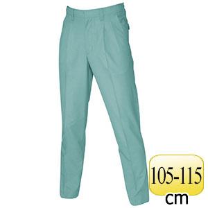 ツータックパンツ 7067−1 アースグリーン (105〜115)