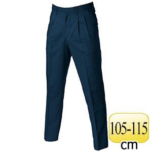 ツータックパンツ 9027−3 ネイビー (105〜115)