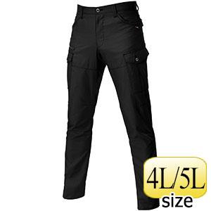 カーゴパンツ 9082−35 ブラック (4L・5L)