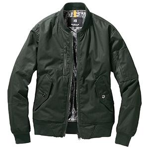 フライト防寒ジャケット 5260−19 ザック (S〜3L)