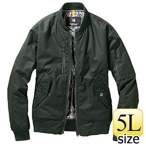 フライト防寒ジャケット 5260−19 ザック (5L)