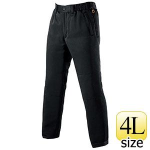 防寒パンツ 7112−35 ブラック (4L)