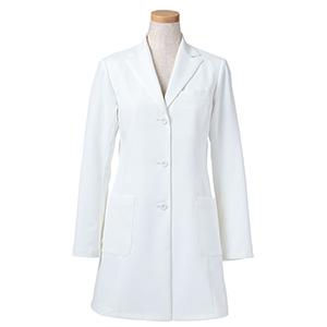 長袖ドクタージャケット R2441−21 レディス ホワイト (S〜4L)