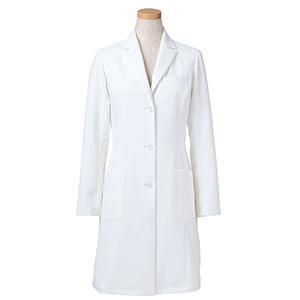 長袖ドクタージャケット R2442−21 レディス ホワイト (S〜4L)