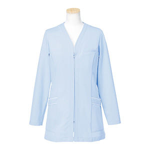 ライトジャケット R1745−11 レディース ブルー (S〜4L)