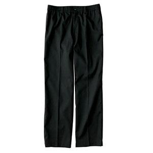 ユニセックス 総ゴムパンツ 61060 ブラック