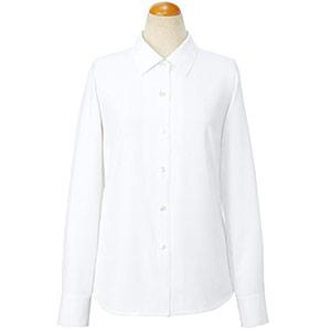 cressai 長袖ブラウス 36508 ホワイト (5〜19号)