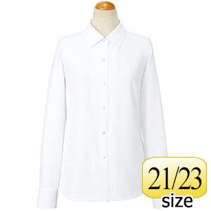 cressai 長袖ブラウス 36508 ホワイト 21・23号