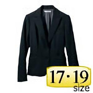 長袖ジャケット 24520 ブラック (17・19号)