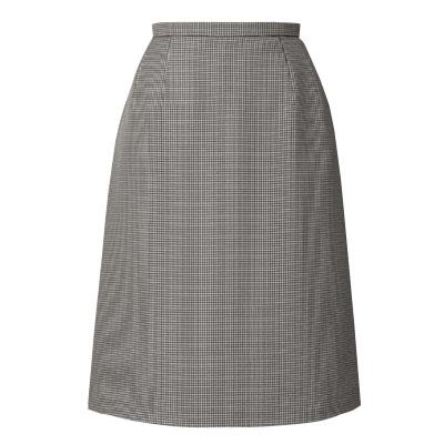 Aラインスカート 15620 ブラック (5〜19号)