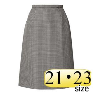 Aラインスカート 15620 ブラック (21・23号)