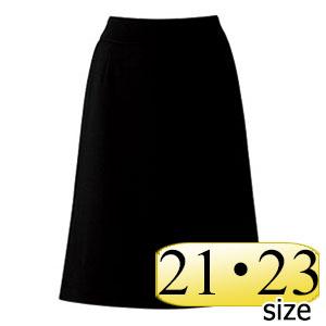 Aラインスカート 16250 ブラック (21・23号)