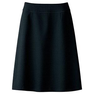 Aラインスカート 16490 ブラック (5〜19号)