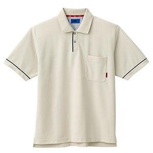 ユニセックス ポロシャツ 65047 ベージュ