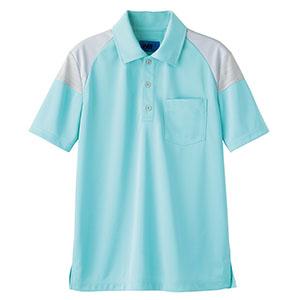 ユニセックス ポロシャツ 65375 ミント SS〜3L