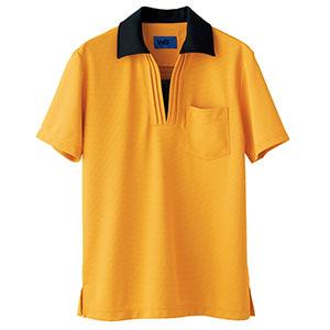 ユニセックス ポロシャツ 65394 イエロー SS〜3L