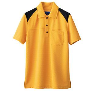 ユニセックス ポロシャツ 65404 イエロー SS〜3L