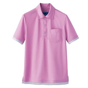 ユニセックス ポロシャツ 65426 パープル 4L