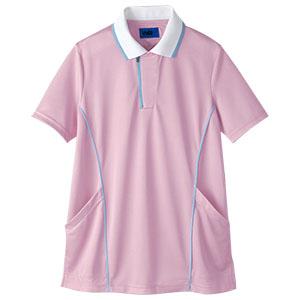 半袖チュニック 65553 ピンク