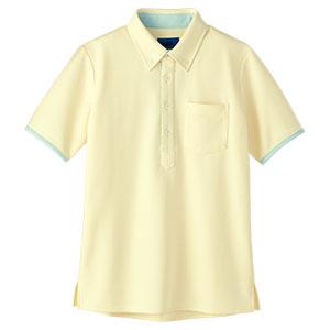 半袖ポロシャツ 65578 クリーム